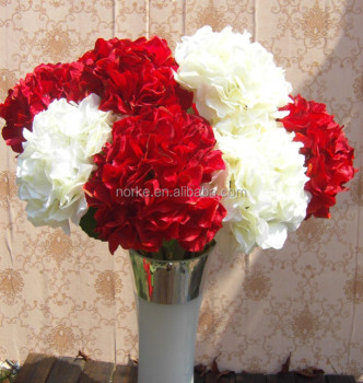 decorative artificial flower big artificial flower