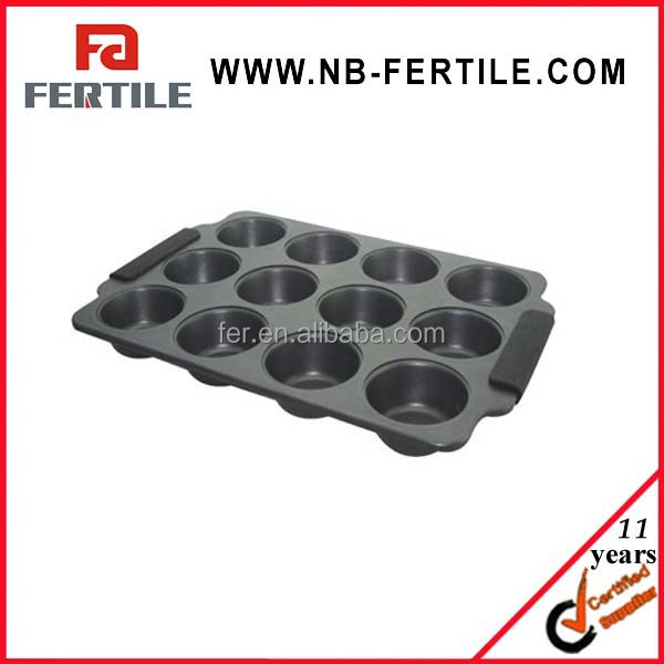 Professional Non-stick Muffin Pan In Different Shapes