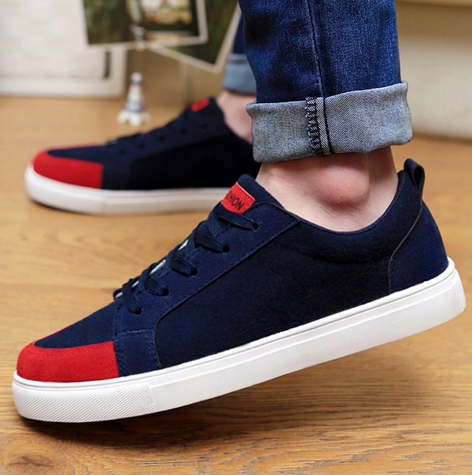 D13902A 2014 MEN'S SPRING AND SUMMER CASUAL CANVAS SHOES