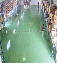 heavy duty solvent free oil based polyurethane warehouse floor paint