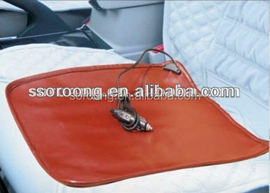 Car Seat Electric Heating Pad 12V