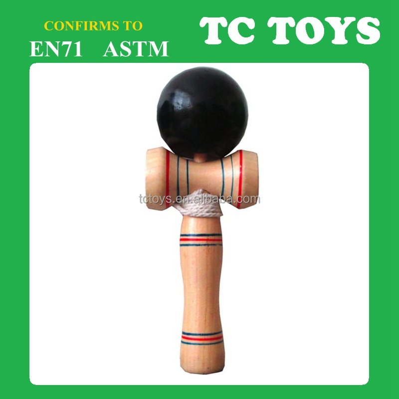 High quality kendama, wooden Japanese classic toy