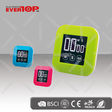 2017 NEW TOUCH SCREEN KITCHEN TIMER ET640