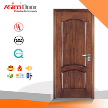 Entry Door Solid Wooden Door Top Quality Luxury Villa Room Door