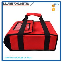 Large Non Woven Cooler Bag for Pizza