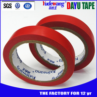 pet pvc insulation custom adhesive tape