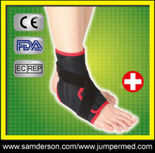 AN-1801 Healthcare Ankle Support Neoprene/ankle sleeve/Leightweight laced-up immobilizing Ankle Support Brace