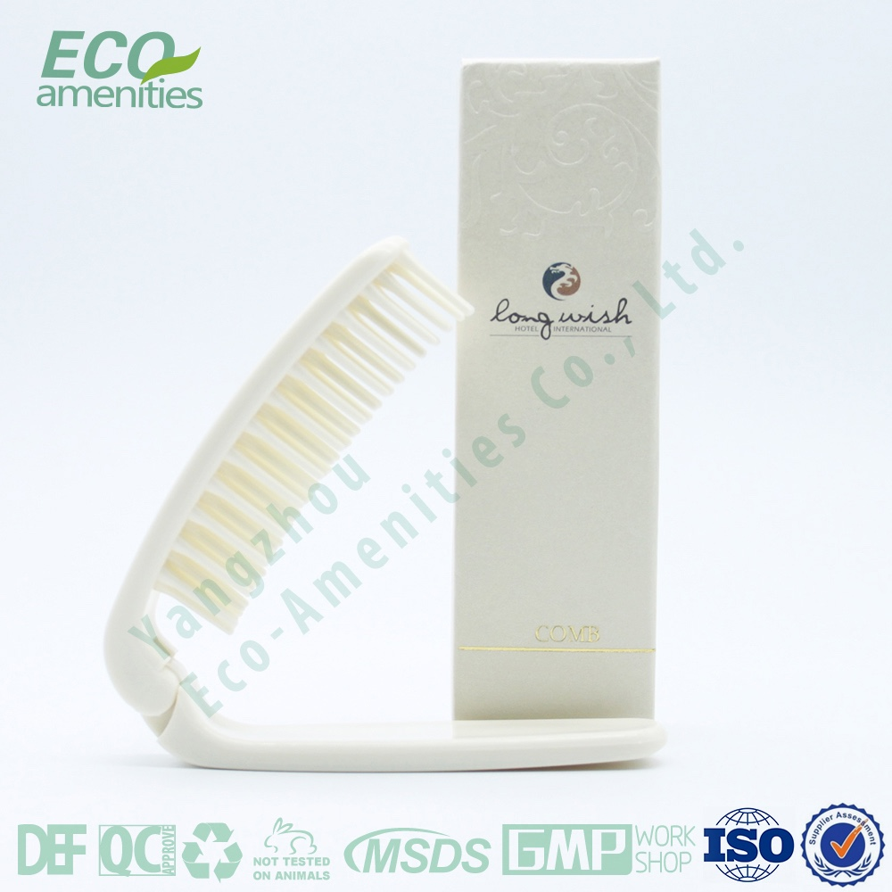 High quality plastic hair trim comb