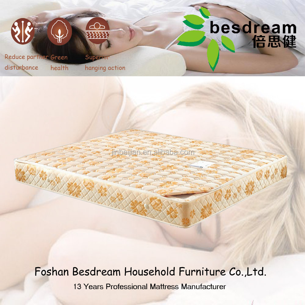 Besdream bed sponge coconut fiber mattress spring mattress - Jozy Mattress | Jozy.net
