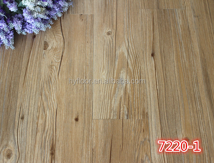 Sale Retro Vinyl Flooring Wood Look Rubber Flooring