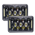 "Patented!! 4x6 5x7 LED Rectangle Headlight 5"" 7"" LED Headlight with DRL"