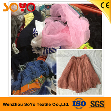 Popular bulk wholesale kids clothing summer season wear used children clothes mix brand