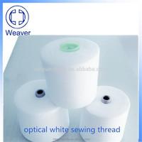 High tenacity cheap polyester sewing tread 50/2 of China factory
