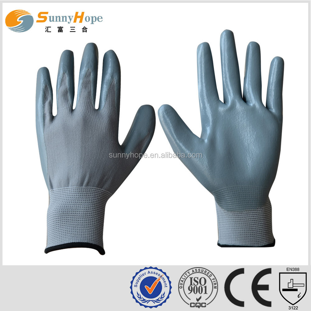 sunnyhope China hot sales good quality cute general purpose working gloves