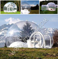 Inflatable outdoor camping bubble tent /bubble tent/price for sale bubble tent