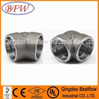 Forged High Pressure Socket Weld Pipe Fitting
