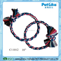 Rope Ring Durable Dog Chewing Toy Interactive Indoor Dog Play Toy