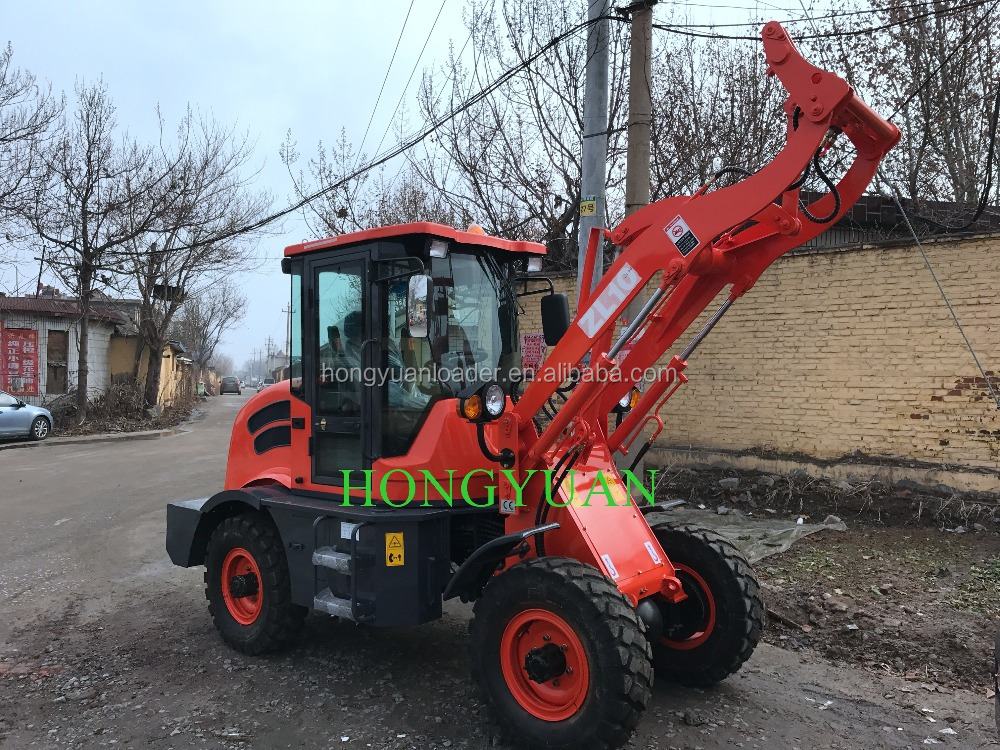 mini Farm Wheel Loader with CE ZL10G