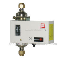 electronic oil pressure switch refrigeration control