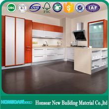 Honsoar household kitchen products in good price the style of kitchen cabinets turkey kitchen products china