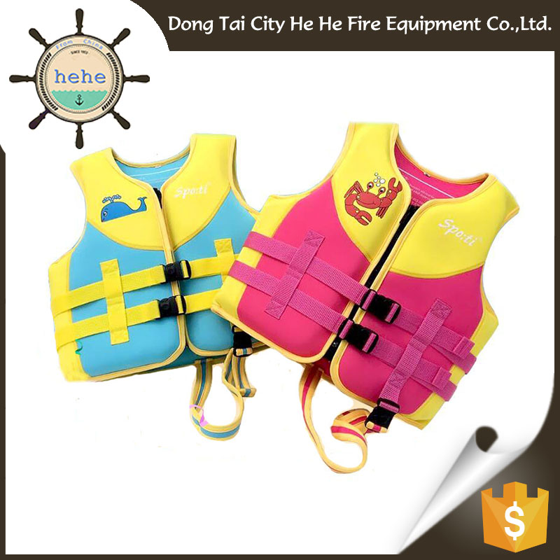 Efficient Energy Saving Company EPE Children life jacket Plus Size