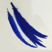Cheap Dyed Long Beatiful Pheasant Feather For Sale