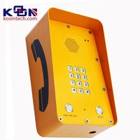 Outdoor emergency intercom phone KNZD-09A