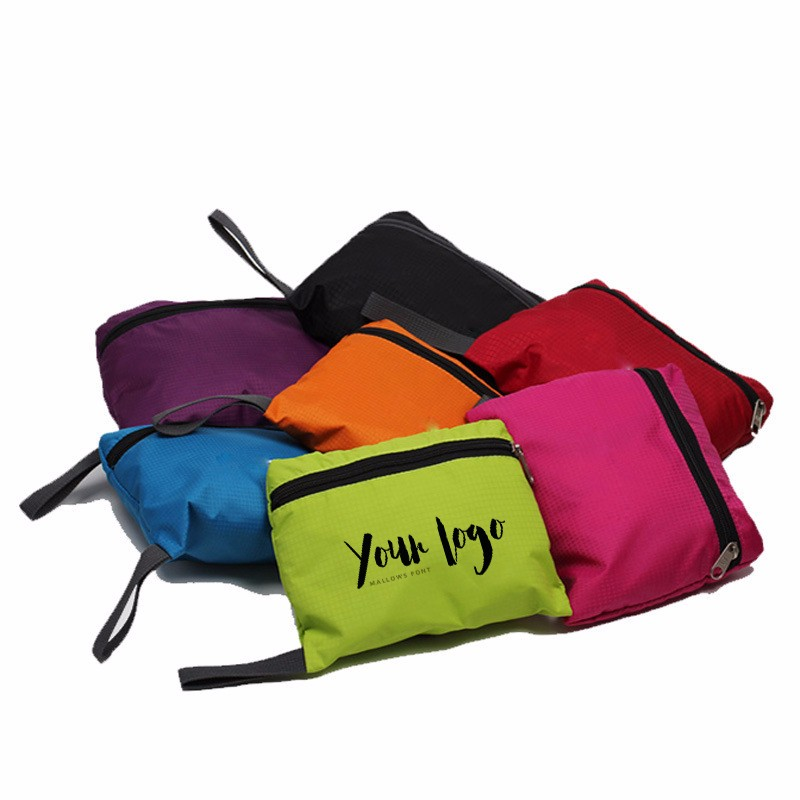 Promotional Packable Light Bag/Backpack Outdoor Travelling Bag