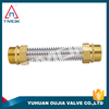 Hot sale Stainless Steel Bellow Expansion Joint With Brass Thread Joint