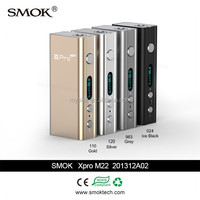 Buy 2015 Smoktech Authentic New Design Box Mod XPRO M20 in China ...
