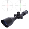 3-9x50 Shockproof Air Gun Hunting Scope Red and Green Illuminated Riflescope Mil- Dot Reticle Riflescope