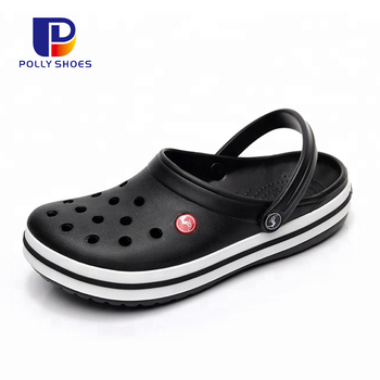 Custom Logo EVA Summer Men Classic Casual Clogs Shoes For Adults