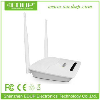 300Mbps Wlan USB Wifi Router 192.168.1.1 with Double External Antennas