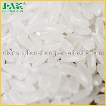 Sugar Free Organic White Rice 5% Broken Rice In Chinese Companys