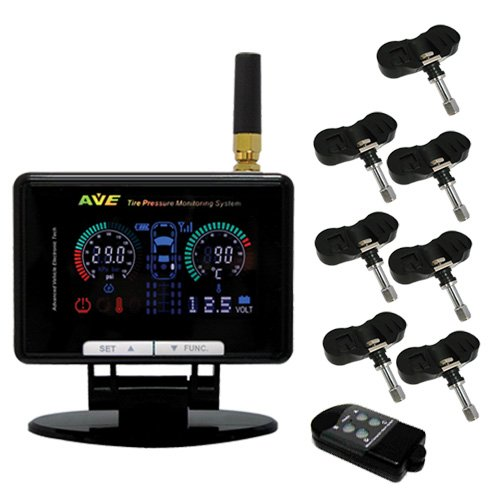 Made in Taiwan Auto Electronics Tire Pressure Monitoring System TPMS for Burstner RV