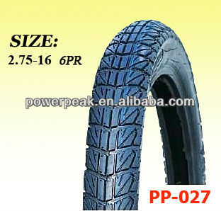 2.75 x 16 motorcycle tires 275 x 16 POWER DURO