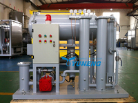 Lubricating Oil Regeneration Machine Oil Recycling Plant