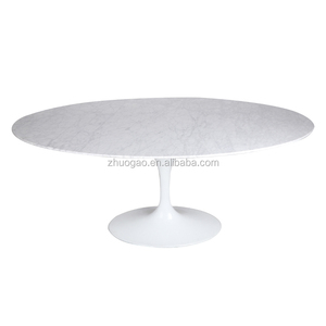dinner table marble dinner table tulip oval Italian marble tables