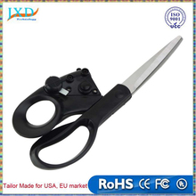 Popular New Sewing Laser Scissors Cuts Straight Fast Laser Guided Scissors