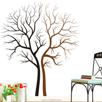 xl tree wall stickers decal 3d art vinyl customs giant tree wall stickers modern decoration home decor love tree wall stickers