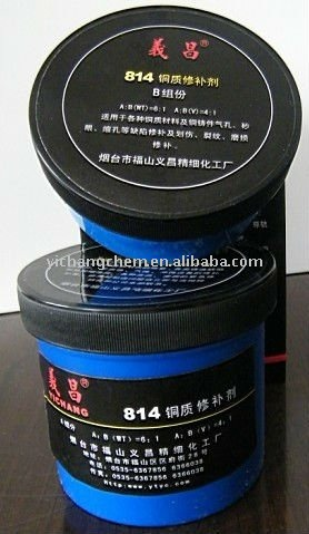 814 Copper repairing adhesive/sealant
