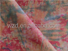 newest fashion flower printed 100 cotton poplin fabric for dresses