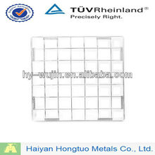 supermarket metal wire mesh panel/grid panel