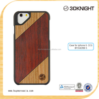 DIY personalised mobile phone case for Apple iPhone 6s wood, customized laser Phone case wooden