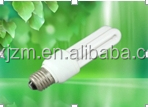 2015 Hot sale T4 2u 15W energy saver bulb lamp CFL made in China