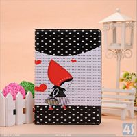 Cute tablet cover for New iPad Mini 2 with retina dispaly P-IPDMINIiiCASE003