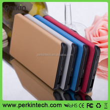 PP501 Trade Assurance Supplier for christmas Gift portable power bank 5000mah on sale
