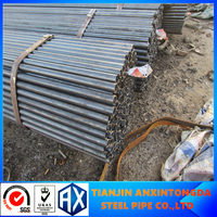 Construction material mild steel pipe unit weight!erw pipe mill