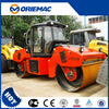 Double drive double drum vibratory roller LTC212 LTC210 LTC208 weight of road roller