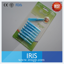 8pcs per box Soft comfort toothpicks for healthy teeth and gums | Rinse and reuse interdetnal brush